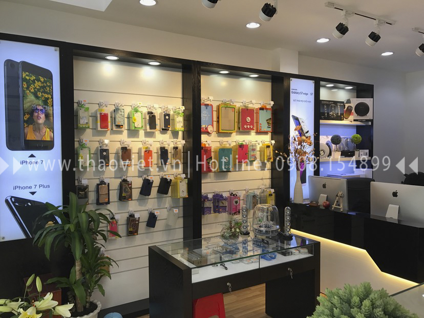 thực tế shop Thanh Luxury Mobile 15