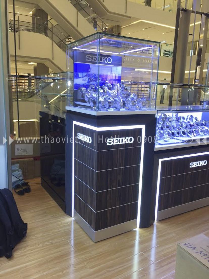 thiết kế shop đồng hồ Thành Phát Corner 6