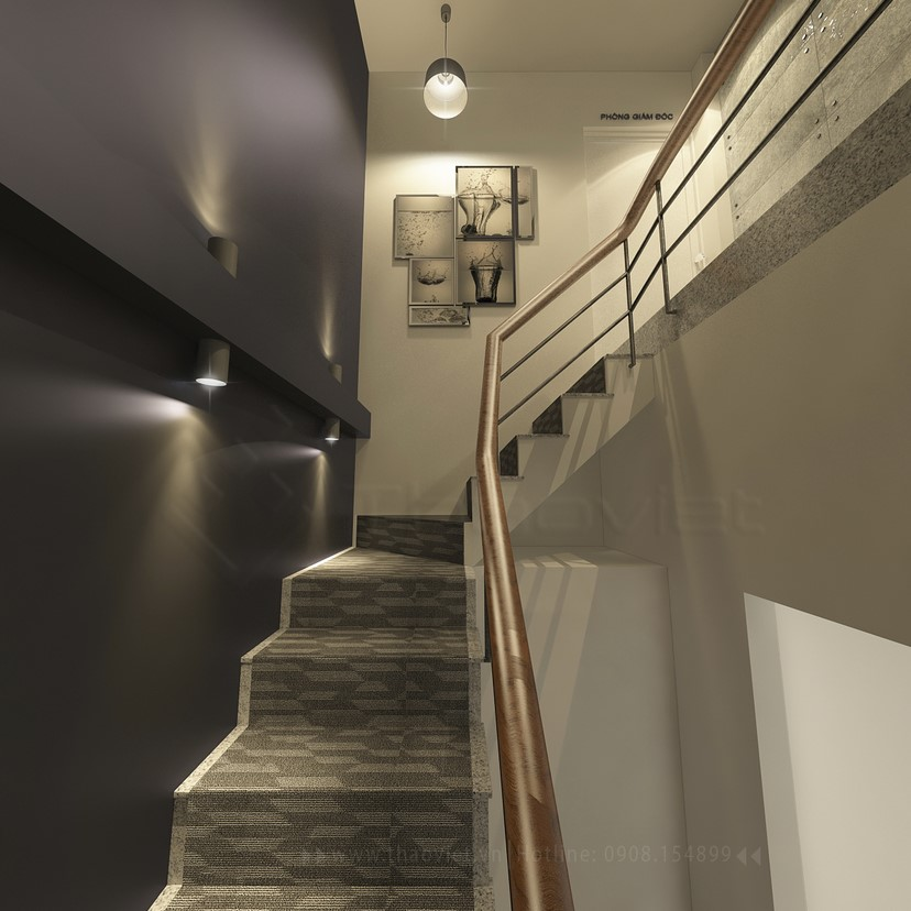 thiết kế nội thất phòng dịch vụ 18