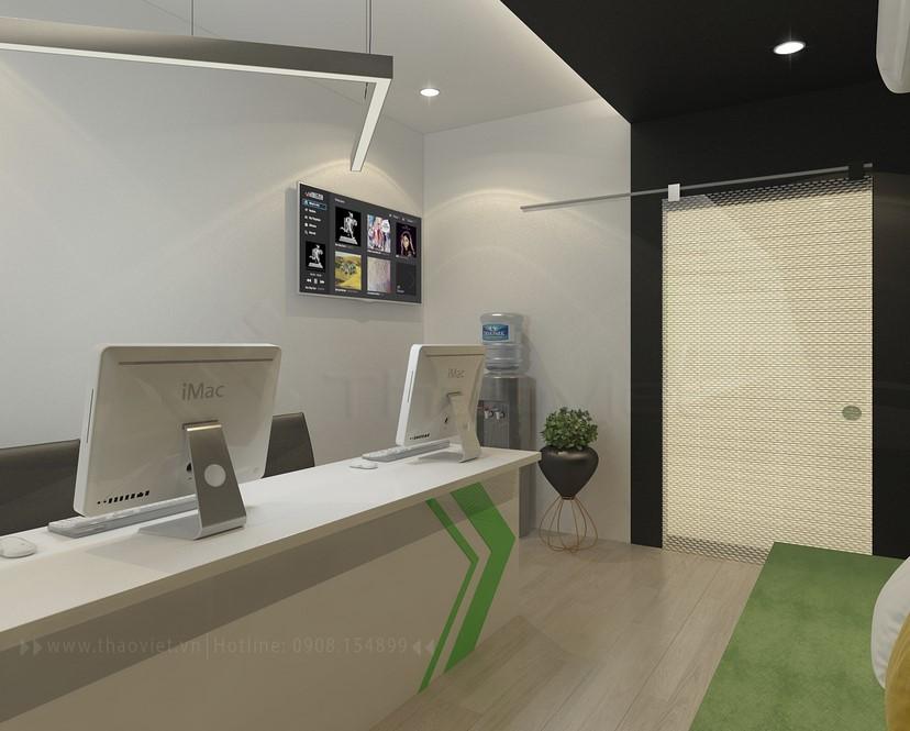 thiết kế nội thất phòng dịch vụ 9