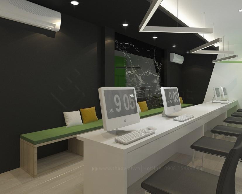 thiết kế nội thất phòng dịch vụ 10