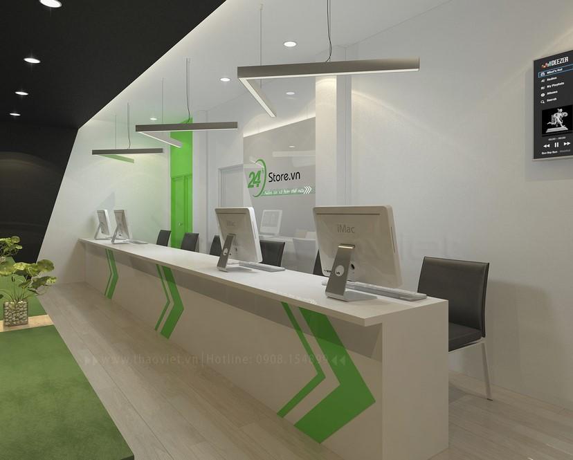 thiết kế nội thất phòng dịch vụ 11