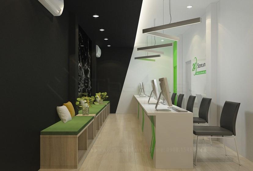 thiết kế nội thất phòng dịch vụ 13