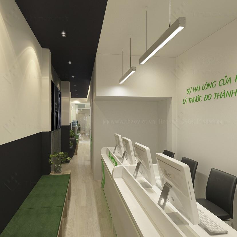 thiết kế nội thất phòng dịch vụ 4