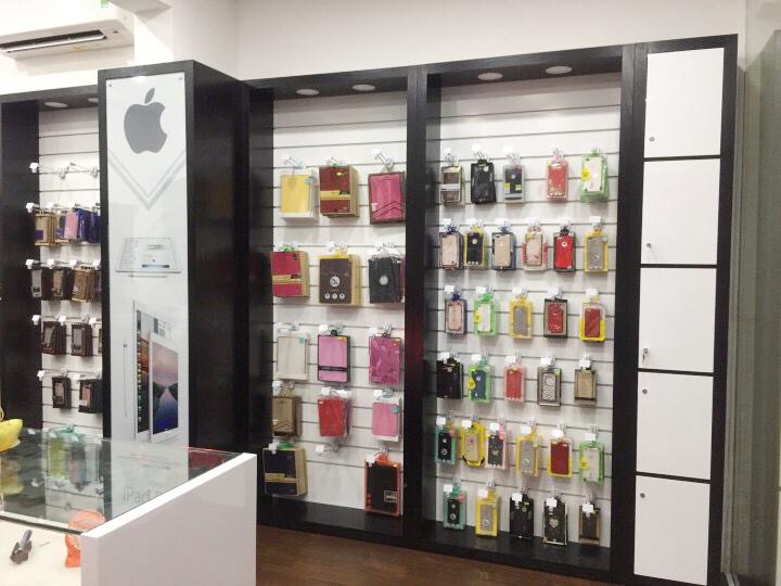 Thi công nội thất shop điện thoại Lâm Mobile 5