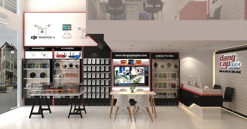 Thiết kế shop Đẳng Cấp Digital 8