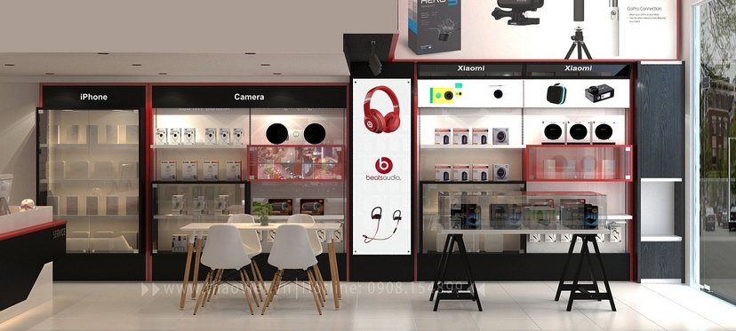 Thiết kế shop Đẳng Cấp Digital 9