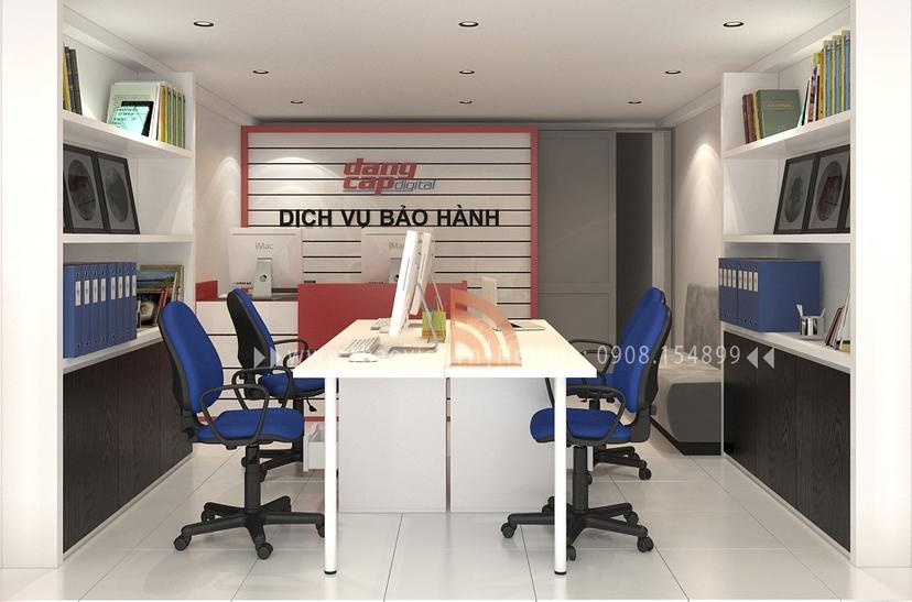 Thiết kế shop Đẳng Cấp Digital 4