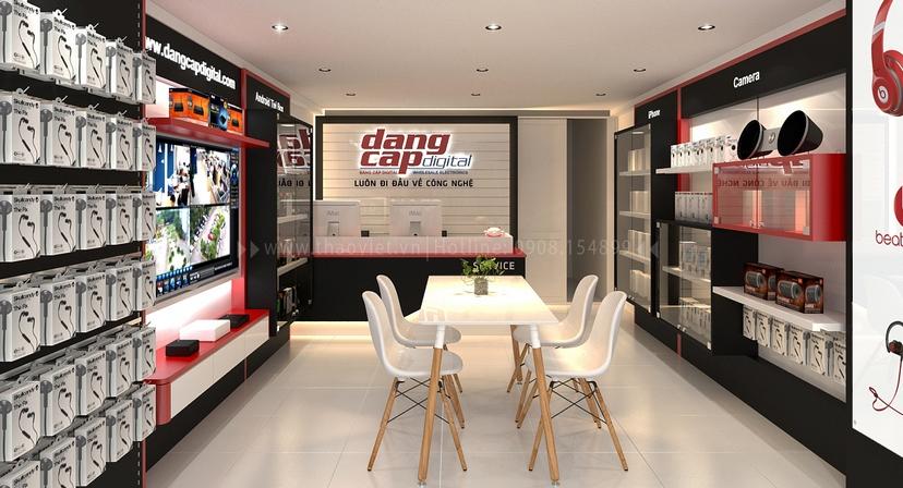 Thiết kế shop Đẳng Cấp Digital 3