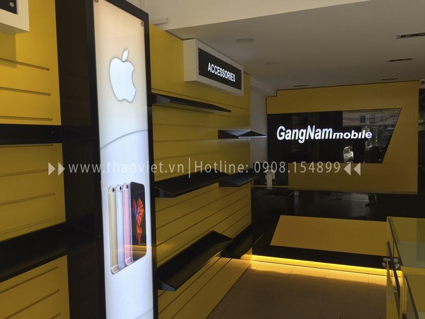 thiết kế shop GangNamMobile 3