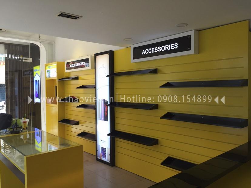 thiết kế shop GangNamMobile 2