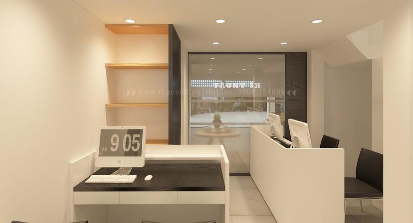 thiết kế shop điện thoại Khánh 8