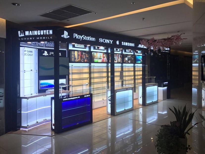 hình thực tế shop Mai Nguyên SG Center