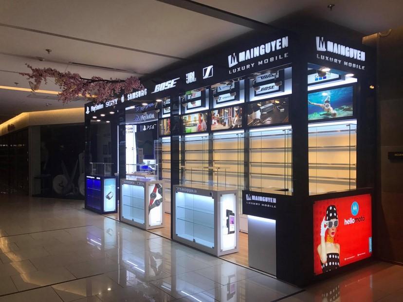hình thực tế shop Mai Nguyên SG Center 1