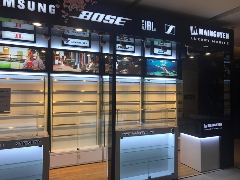 hình thực tế shop Mai Nguyên SG Center 2