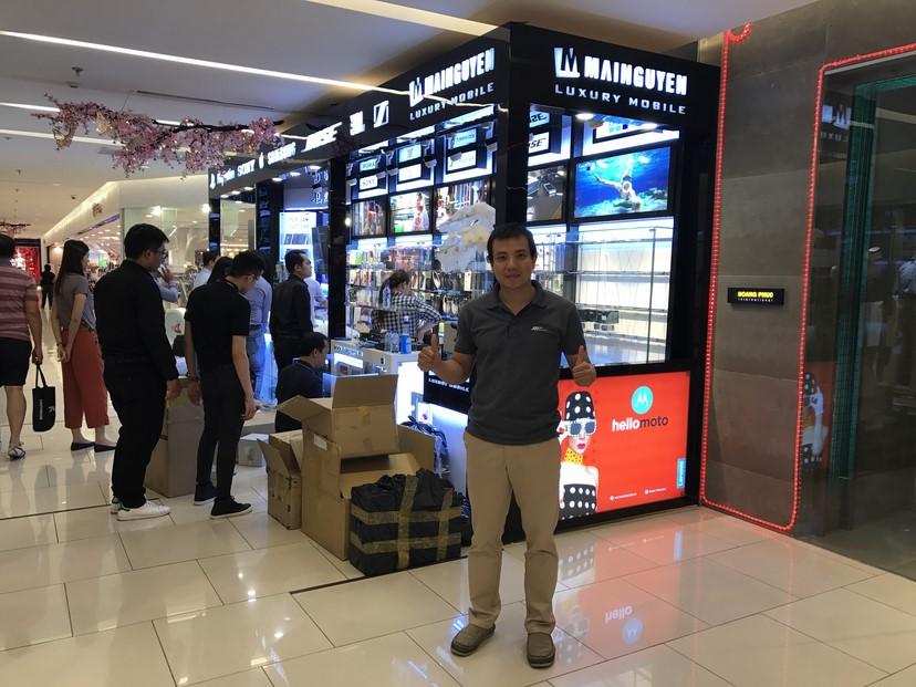 hình thực tế shop Mai Nguyên SG Center 7