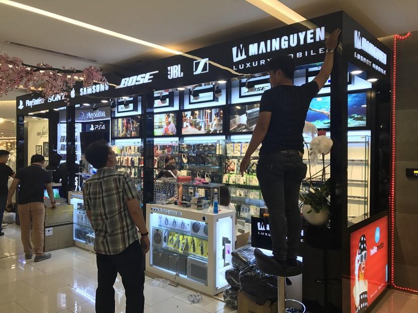 hình thực tế shop Mai Nguyên SG Center 5