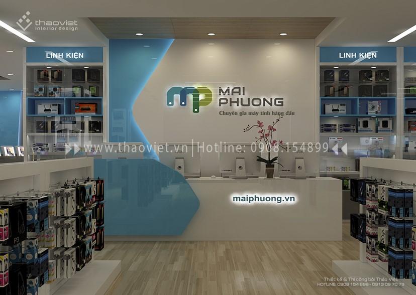hình 3d shop Mai Phương 2