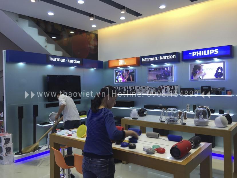 thi công shop phuc giang 5