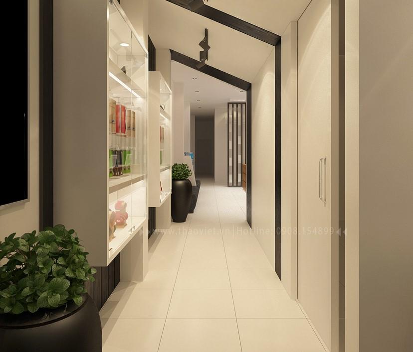 thiết kế nội thất shop điện thoại T&H 10