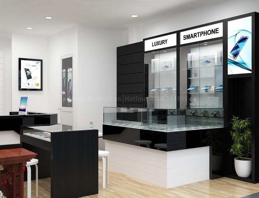 Thiết kế nội thất shop Thanh Luxury 4