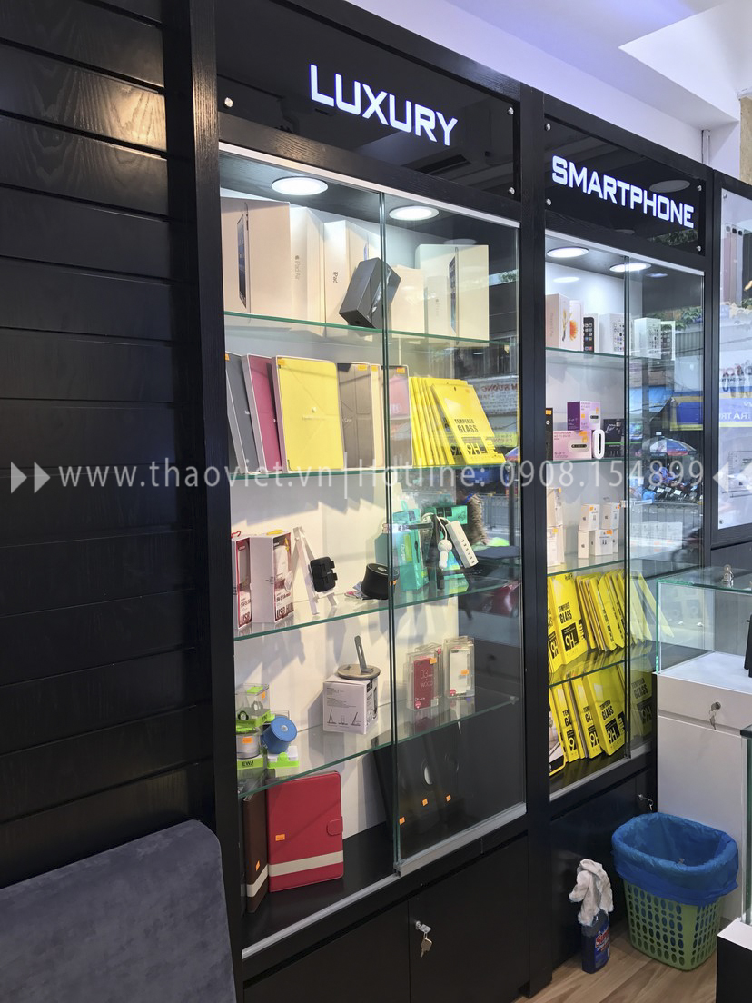 thực tế shop Thanh Luxury Mobile 4