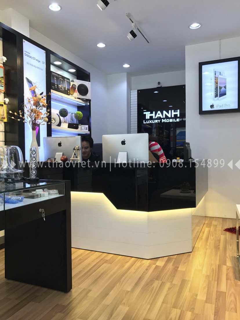 thực tế shop Thanh Luxury Mobile 6