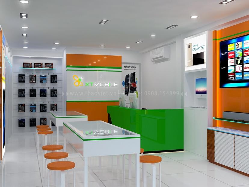 shop điện thoại XT Mobile Trần Quang Khải 2