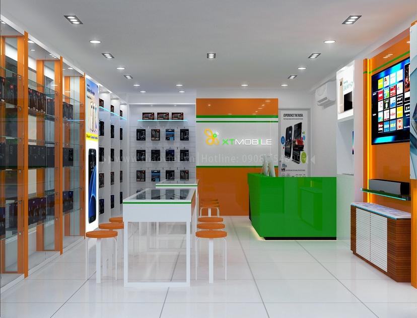 shop điện thoại XT Mobile Trần Quang Khải 1