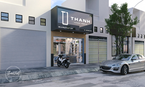 Shop điện thoại Thanh Luxury Mobile
