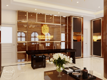 SHOWROOM ĐỒNG HỒ KENNY LUXURY